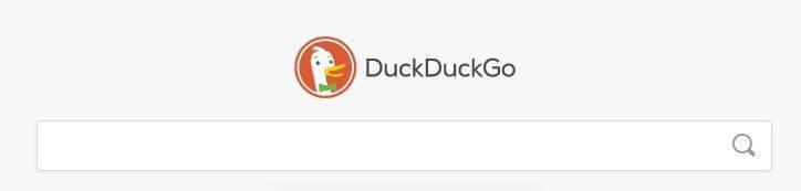 moteur de recherche alternatif duckduckgo