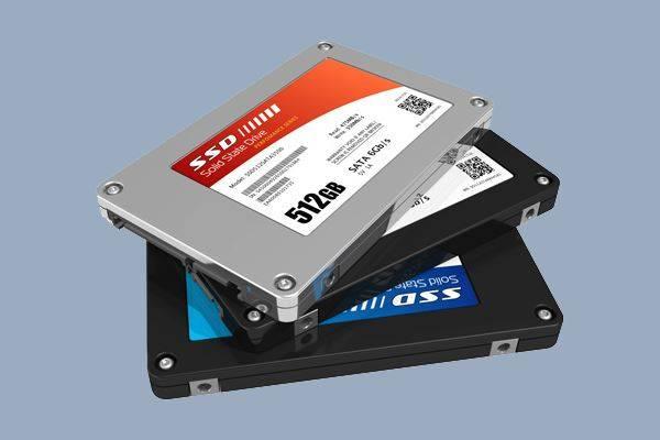 disque dur ssd - pc portable