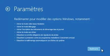 options Windows