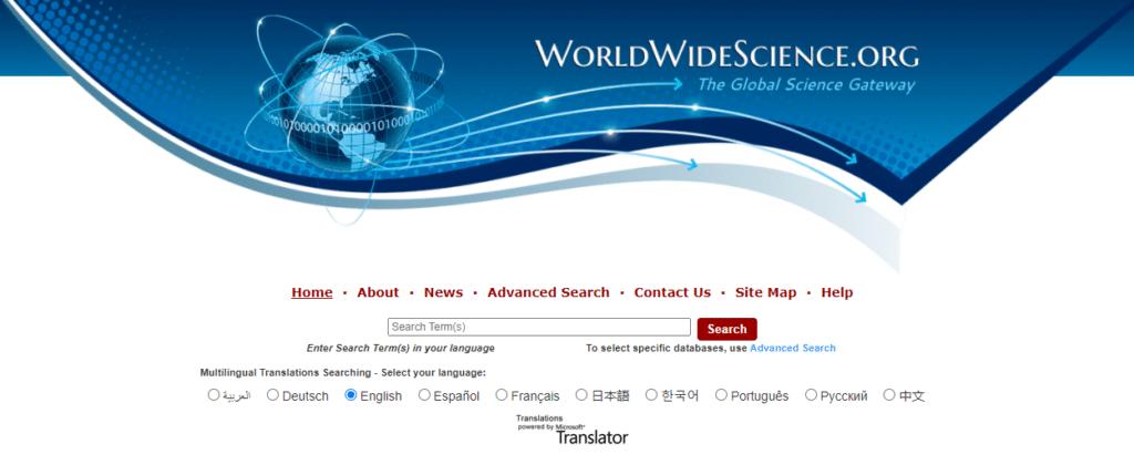 WorldWideScience