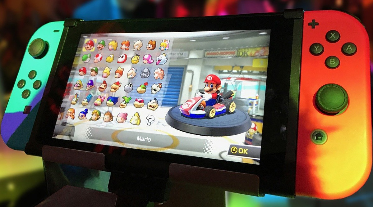 télécharger jeux sur nintendo switch